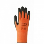 TraffiGlove TG320 Forte Polyurethane Cut Level 3 Handling Gloves