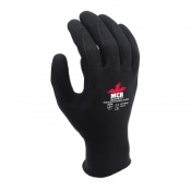 MCR Safety GP1002NS General Purpose Nitrile Sandy Palm Coated Safety Gloves