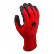 MCR Safety GP1005LS Latex Suction General Purpose Safety Gloves