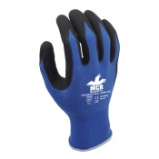 MCR Safety GP1006NA Coolmax Nitrile Air Palm Coated Safety Gloves