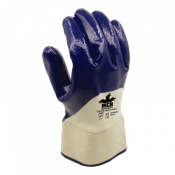MCR Safety GP1050NT2 Cotton Jersey Nitrile 3/4 Coated Safety Gloves