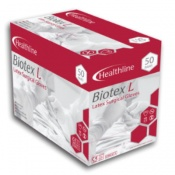 Polyco Biotex GS77 Sterile Latex Surgical Gloves