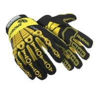 HexArmor Chrome Series Impact 360 Degree 4025 Cut Resistant Gloves