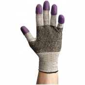 Kimberly-Clark Professional KleenGuard G60 Purple Nitrile Cut-Resistant Gloves