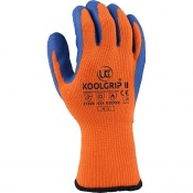 KOOLgrip II Hi-Vis Orange Grip Gloves