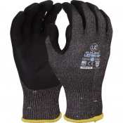 Kutlass Ultra-NF Nitrile-Coated Cut-Resistant Gloves