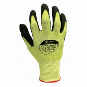 Polyco MGPE Matrix Cut-Resistant Green P-E Gloves