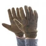 Mechanix Wear M-Pact Coyote Impact Gloves