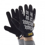Mechanix Wear Original Black Gloves
