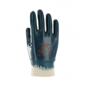 Marigold Industrial Nitrotough N650 Heavy-Duty Nitrile-Coated Gloves