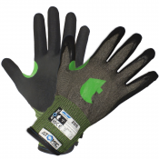 Treadstone Atom1c Pro-205 Sandy Nitrile Coated Cut Level F Grip Gloves