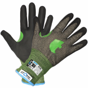Treadstone Atom1c Pro-216 Nitrile Coated Cut Level E Touchscreen Gloves
