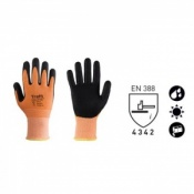 TraffiGlove TG395 Perform Cohesion XP Coating Cut Level 3 Handling Gloves