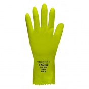 Polyco Optima Rubber Chemical Resistant Gloves