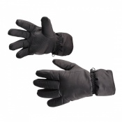 Portwest GL10 Black Waterproof Ski Gloves