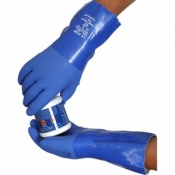 Extra Soft Triple Dipped PVC Gauntlets R530