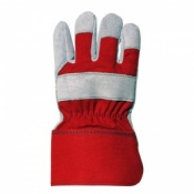 Lightning Power Leather Rigger Gloves RS1C