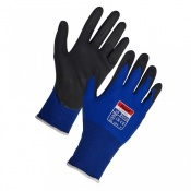 Supertouch PAWA PG120 Ultra-Lightweight Nitrile-Coated Gloves