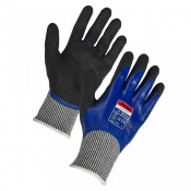 Pawa PG510 Oil-Resistant Cut Level D Gloves