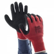 TraffiGlove TG195 Sustain Cohesion XP Coating Cut Level 1 Handling Gloves