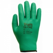 TraffiGlove TG540 Defender So Flex Nitrile Coating Cut Level 5 Safety Gloves