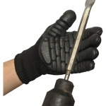 Vibration Foam Latex Coated Gloves VBX