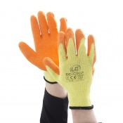Acegrip EC-Grip Latex-Coated Grip Gloves (Case of 120 Pairs)