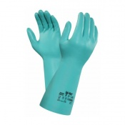 Ansell AlphaTec Solvex 37-695 Nitrile Chemical-Resistant Gauntlets