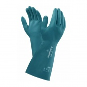 Ansell AlphaTec 58-335 AquaDri Gauntlet Gloves