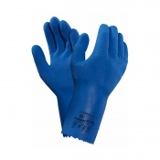 Ansell AlphaTec 87-029 Industrial Protective Gauntlet Gloves
