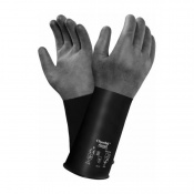 Ansell AlphaTec 38-514 Butyl Chemical-Resistant Gauntlet Gloves