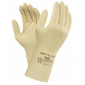 Ansell Duzmor Plus 87-600 Ultra-Thin Latex Gauntlet Gloves