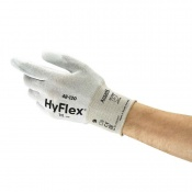 Ansell HyFlex 48-130 ESD Protection Seamless Work Gloves