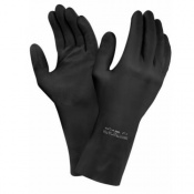 Ansell Extra 87-950 Chemical-Resistant Gauntlet Gloves