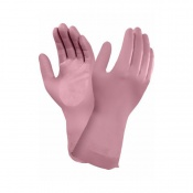 Marigold Industrial G12P Pink Industrial Protective Gloves
