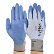 Ansell HyFlex 11-518 Dyneema Palm-Coated Cut-Resistant Gloves