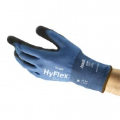 Ansell HyFlex 11-528 Palm-Coated Gloves