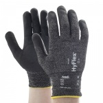 Ansell HyFlex 11-531 Cut-Resistant Grip Work Gloves