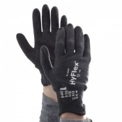 Ansell HyFlex 11-541 Cut-Resistant Grip Work Gloves