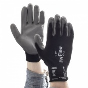 Ansell HyFlex 11-601 Palm-Coated Precision Work Gloves