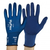 Ansell HyFlex 11-818 Abrasion-Resistant Gloves