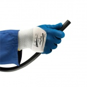 Ansell HyFlex 11-917 3/4 Coated Flexible Nitrile Gloves