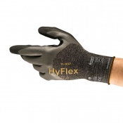 Ansell HyFlex 11-937 Oil-Repellent Lightweight Gloves