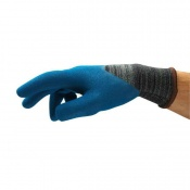 Ansell HyFlex 11-947 3/4-Coated Tactile Handling Work Gloves