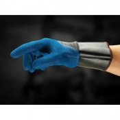 Ansell HyFlex 11-948 3/4-Coated Tactile Handling Work Gloves