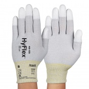 Ansell HyFlex 48-135 ESD Protection Fingertip-Dipped Work Gloves