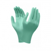 Ansell NeoTouch 25-101 Green Disposable Neoprene Gloves