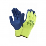 Ansell Powerflex 80-400 Heavy-Duty Hi-Viz Work Gloves