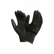 Ansell Sensilite 48-121 Lightweight Black Work Gloves
