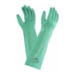 Ansell Solvex 37-185 Nitrile Chemical-Resistant Gauntlets